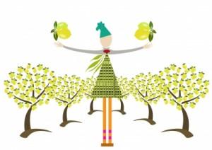 """""""Garden Of Lemons """" by africa"""